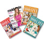Lote De 4 Revistas -moda Pet Em Tecido - Roupa Para Cachorro