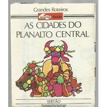 669 Rvt- 1982 Mapa Da Revista 4 Rodas Abr 261 Planalto Centr