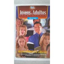 Revista De Escola Bíblica Dominical Jovens E Adultos 2010
