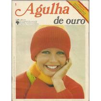 189 Rvt- Revista Artes Agulha De Ouro Trabalhos Manuais 1