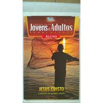 Revista De Escola Bíblica Dominical Jovens E Adultos 2012