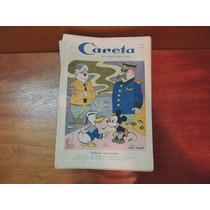 Revistas Careta Anos 1952 10 Reais Cada