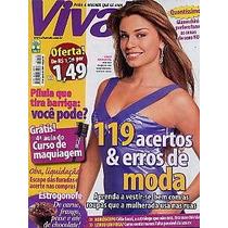 Revista Viva 410: Grazi Massafera !! 10 De Agosto De 2007