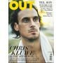Revista Out: Chris Kluwe / Adam Pally / Eliad Cohen / Pally
