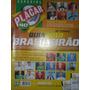 Placar - Guia Brasileirão 2010 - Com Tabela Em Branco