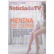 Jornal Noticia: Bruna Marquezine / Silvio Santos / Hassum