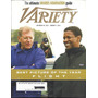 Revista Variety: Denzel Washington / Robert Zemeckis /ginger