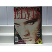Elvis Presley / Uma Revista Poster Nº. 2 Editora Samp