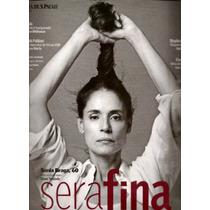 Revista Serafina Com Sonia Braga