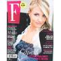Revista F: Cameron Diaz / Cindy Crawford / Robert Pattinson