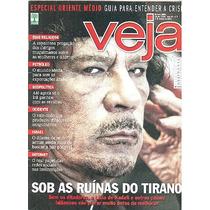 Revista Veja 2206: Muamar Kadafi / Luan Santana / Radiohead