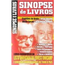 Revista Sinopse De Livros Nº2 Capitães De Areia Vidas Secas