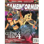 Revista Gameinformer: Guitar Hero 4 / Prince Of Persian