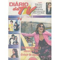 Jornal Diário Da Tv: Gabriela Duarte, Alinne Moraes