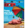 Revista Época Nº 686 - Poupe Para Ficar Milionário
