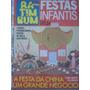Ratim Bum - Festa Infantis N 24 - Com Moldes