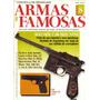 Coleção/fascículos Armas Famosas Nº08