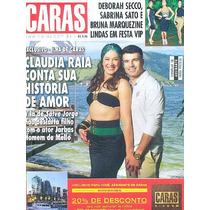 Caras 1011: Claudia Raia / Thiago Martins / Iris Abravanel