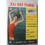 Revista Eu Sei Tudo Antiga Anos 50 Vintage Retrô 1958