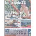 Jornal Noticia: Aline Riscado / Ricardo Tozzi / Giselle Itié
