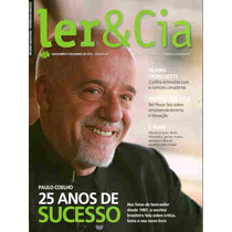 Ler & Cia 47 * Paulo Coelho * Alanis Morissette