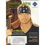 Revista Healthy Living: Bret Michaels !! Setembro De 2012