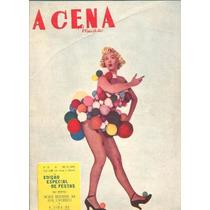 *sll* Revista Cena Muda N.51 Edição Especial De Festas 1949