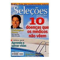 Revista Selecoes: Christopher Reeve , De Outubro De 2004