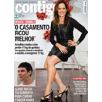 Revista Contigo! Nº 1875 Renata Ceribelli Ensina A Emagrecer