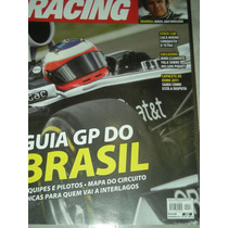 Racing -novembro 2011 - N 297 - Guia Gp Do Brasil