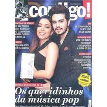 Contigo 2085: Anitta / Luan Santana / Paulo Gustavo / Eliana