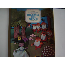Album Figurinha Branca De Neve E Os 7 Anoes- C/12 Cromos