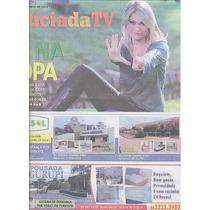 Jornal Noticia: Ellen Rocche / Joel Santana / Claudia Raia