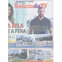 Jornal Noticia: Grazi Massafera & Cauã Reymond / Marcos Mion