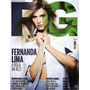 Revista Rg Fernanda Lima ! = Março 2014 Nova Impecável! Wow!