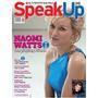 Revista Speak Up Cd Audio Inglês 316 318 Ou 319 P/ Escolher