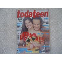 Toda Teen #15 Ano 1997 Amar Um Cara Mais Velho