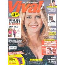Viva 762: Cláudia Abreu / Luan Santana / Sorriso Amarelo