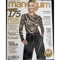 Revista Manequim 661 Bianca Rinaldi Abril 2014 Lacrada