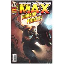 2 Revistas Marvel Max Nº 47 E 73 Ed. Panini