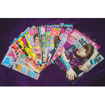 Revista Justin Bieber Atrevida Todateen Yes!teen Loveteen