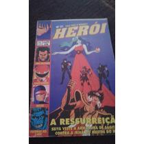 Revista Heroi 21 Heroi Gold N. 21 Sampa Power Rangers Seiya