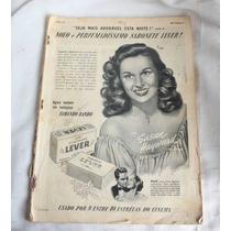 Revista Vida Doméstica Março 1950 - Incompleta - Antiguidade