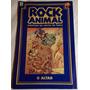 Hq Revista Rock Animal Nº8 Aventura Centro Da Terra O Altar