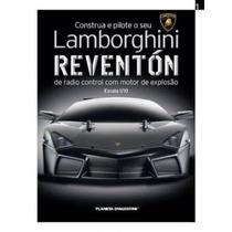 Coleção Lamborghini Reventón Planeta Deagostini