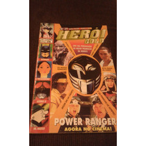 Revista Heroi Gold 39 Power Rangers