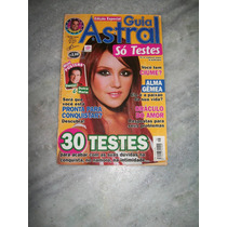 Revista Guia Astral Só Testes Nº 16 - Dulce Maria - Rebelde