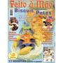 Revista Feito À Mão Biscuit Potes #02