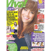 Viva 714: Fernanda Vasconcellos / Yanna Lavigne / Hpv !!