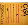 Revista Casa E Jardim Nº 569 - Junho/2002